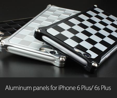 Aluminum Panels for iPhone6plus