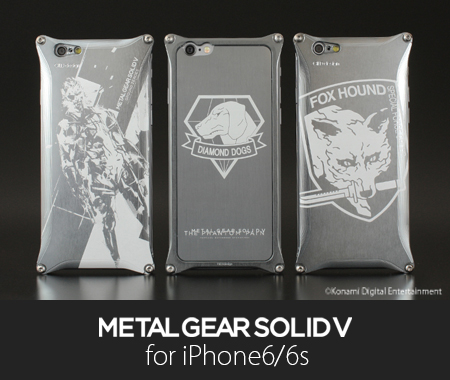 METAL GEAR SOLID V for iPhone6