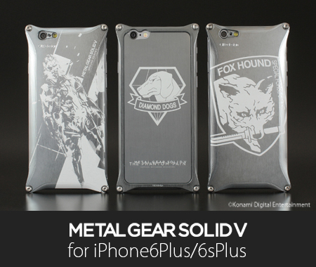 METAL GEAR SOLID V for iPhone6Plus