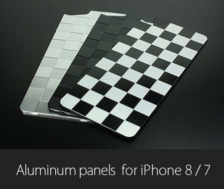 aluminumpanel for iPhone7