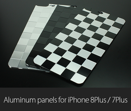 Aluminum panel for iPhone7Plus