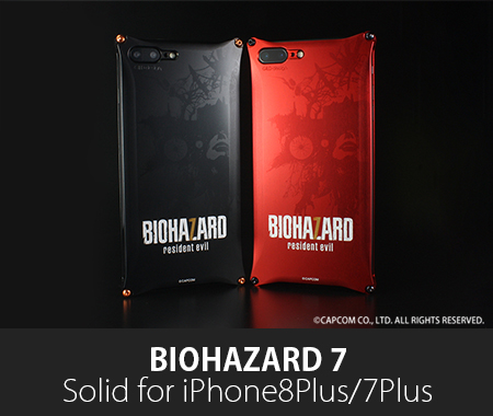 BIOHAZARD7 for iPhone7plus