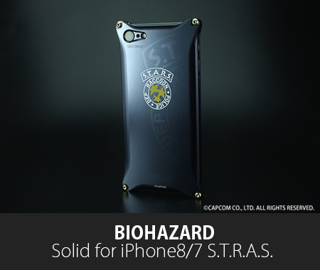 BIOHAZARD 「S.T.A.R.S.」 for iPhone7