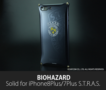 BIOHAZARD 「S.T.A.R.S.」 for iPhone7Plus