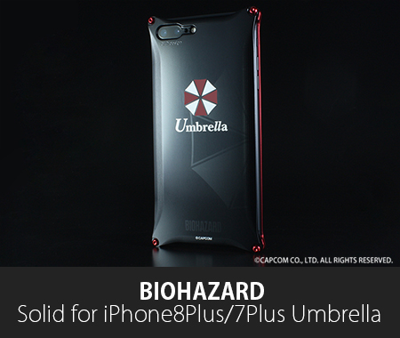 BIOHAZARD 「Umbrella」 for iPhone7Plus