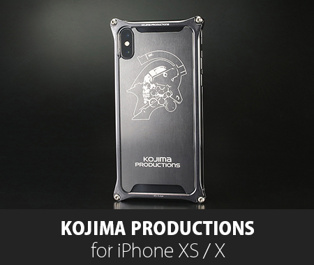 Kojima Productions CollaborationModel for iPhoneX