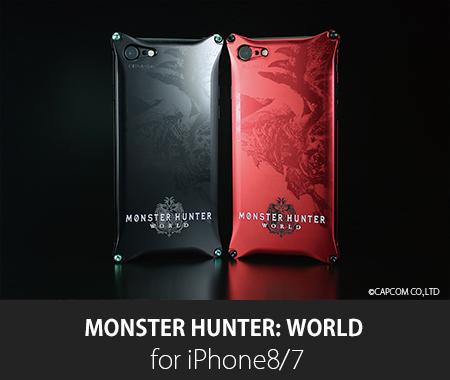 MHW Solid for iPhone8/7 LIOLEUS