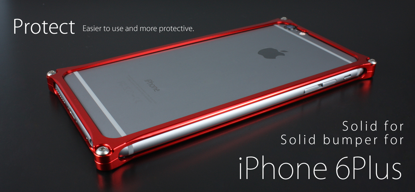 best service 0f6f8 a4007 Milled aluminum case for iPhone 6Plus