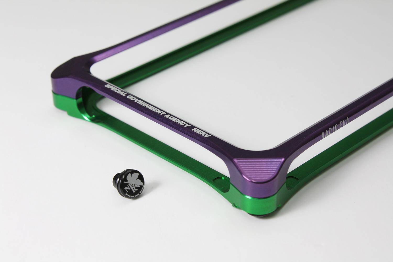 Gild Design ギルドデザイン Solid Bumper For Iphone5 Evangelion Limited Radio Eva Gild Design